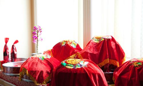 Trình tự 6 nghi thức cưới truyền thống