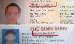 Những cái tên có một không hai ở Việt Nam