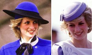 Công nương Diana, bà hoàng của những chiếc mũ