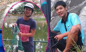 Siêu 'cần thủ' của làng bóng đá Việt