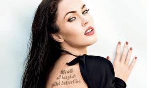 Megan Fox không sex và kiêng tinh bột từ khi sinh con