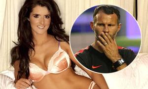 Gái gọi của Rooney quyết đưa Giggs lên giường