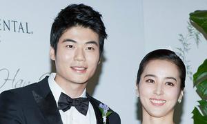 Ki Sung Yeung và cuộc tình với mỹ nhân hơn 8 tuổi