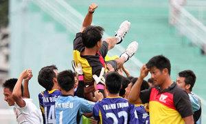 8 đội dự vòng chung kết U15 quốc gia nói không với bạo lực