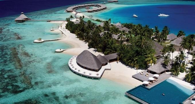 10 thiên đường tuyệt đẹp biệt lập với thế giới