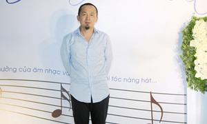 Violin tóc làm nhân vật chính trong đêm nhạc Quốc Trung