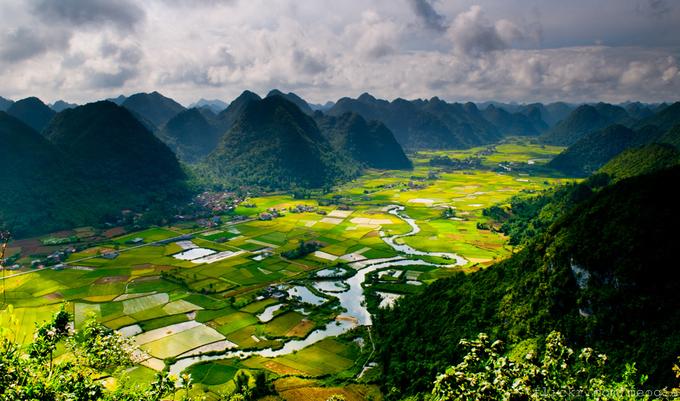 Bắc Sơn - thung lũng sắc màu xứ Lạng