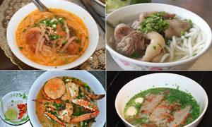 Đã miệng với 10 món bánh canh siêu ngon ở Sài Gòn