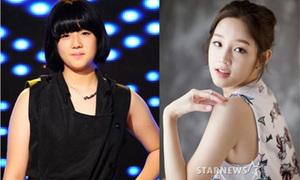 Kỳ tích giảm cân tự nhiên của 4 idol xứ Hàn