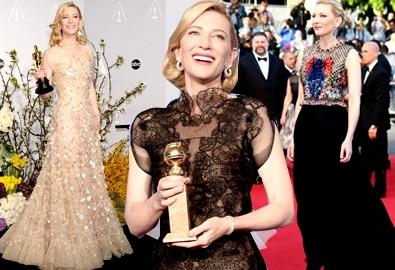 Gu thời trang tuyệt đỉnh của Cate Blanchett
