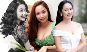 3 kiều nữ làng kịch tránh được lỗi 'sến sẩm'