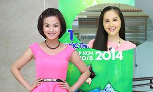 Mỹ Dung TVM 'đối đầu' bạn thân ở Miss Ngôi Sao