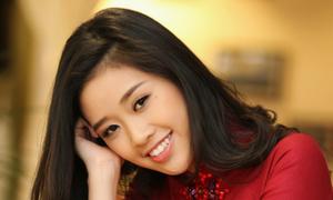Khánh Vân muốn trở thành diễn viên nổi tiếng