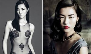 Học Liu Wen tôn vinh vẻ đẹp Phương Đông