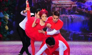 Yến Nhi 3 lần được 'cứu' tại Bước nhảy Hoàn vũ nhí