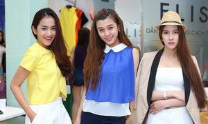 Miss Ngôi sao tươi trẻ với thời trang dạo phố