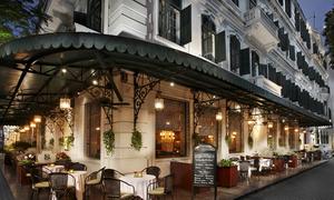 Metropole là một trong 100 khách sạn tốt nhất thế giới