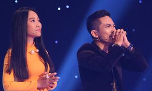 Đoan Trang, Phan Hiển khóc khi học trò giành chiến thắng