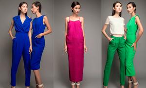 Sắc màu nổi bật cho trang phục thu đông