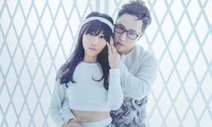 Hằng Bingboong yêu giọng hát của Trung Quân Idol