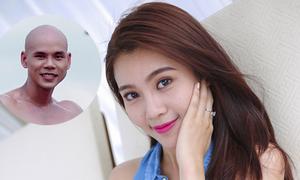 Tăng Huỳnh Như mặc bikini 'quyến rũ' Phan Đinh Tùng