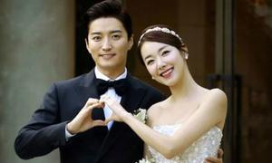 Lễ cưới lãng mạn của mỹ nhân 'Gia đình đá quý'