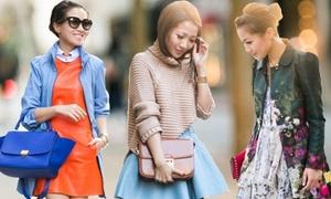 Đồ mùa thu của fashionista gốc Việt Wendy Nguyễn