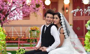 Phim trường ảnh cưới lung linh ở Sóc Trăng