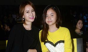 Con gái Hoa hậu Hàn kém xinh