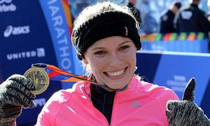 Wozniacki 'bỏ cưới' để thi marathon