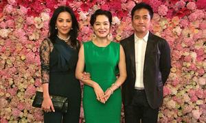 Sao rộn ràng dự sinh nhật Lâm Thanh Hà 60 tuổi