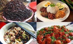 8 món ăn châu Á độc đáo khiến teen mê mẩn