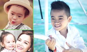 Top 5 'Nhóc tỳ của năm 2013' lớn phổng phao