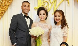 Sao dự đám cưới Quỳnh Nga - Doãn Tuấn