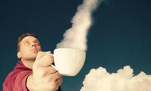 Bộ ảnh tạo hình ấn tượng với những đám mây