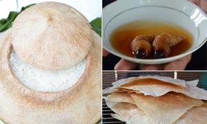 5 món ngon từ dừa ở Bến Tre mê hoặc du khách