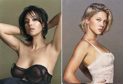 Gặp 2 Bond girl mới của 'Điệp viên 007'