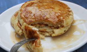 Bánh pancake xốp mềm thơm ngon
