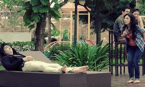 Thu Trang đóng Bella, phát cuồng 'Edward' Khương Ngọc