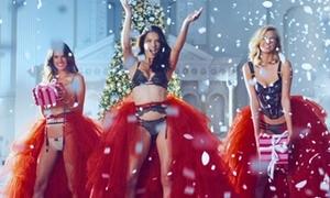 Thiên thần Victoria's Secret sexy mùa lễ hội