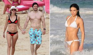 Sao Hollywood đổ xô đi tắm biển dịp năm mới