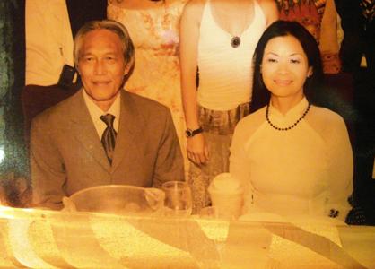 Những khoảnh khắc khó quên của vợ chồng Khánh Ly