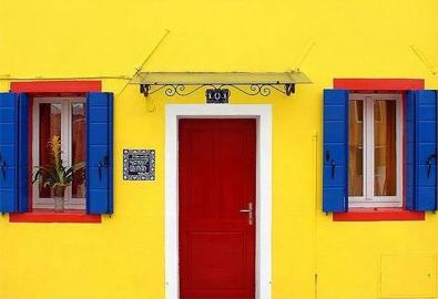 Burano - hòn đảo của nắng và những sắc màu
