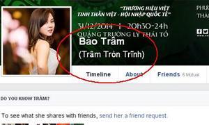 Facebooker xôn xao vì bị mất nickname