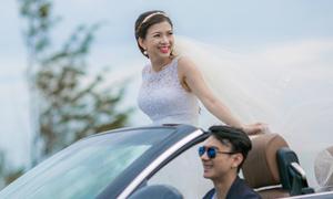 Phạm Thanh Thảo dự định lên xe hoa trong năm nay