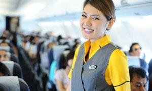 Bài học quý của một nữ tiếp viên hàng không