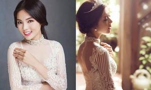 Những pha đụng hàng áo cưới của sao Việt