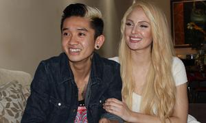 Dumbo: 'Tessa và tôi sống chung chỉ sau 1 ngày quen nhau'