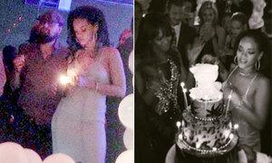 Leonardo Dicaprio và Rihanna úp mở chuyện hẹn hò