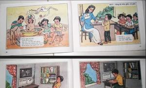 Những trang sách giáo khoa 'một thời để nhớ'